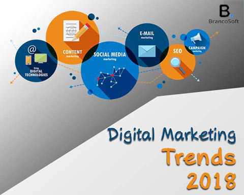 Digital Marketing Trends 2018 (Brancosoft)